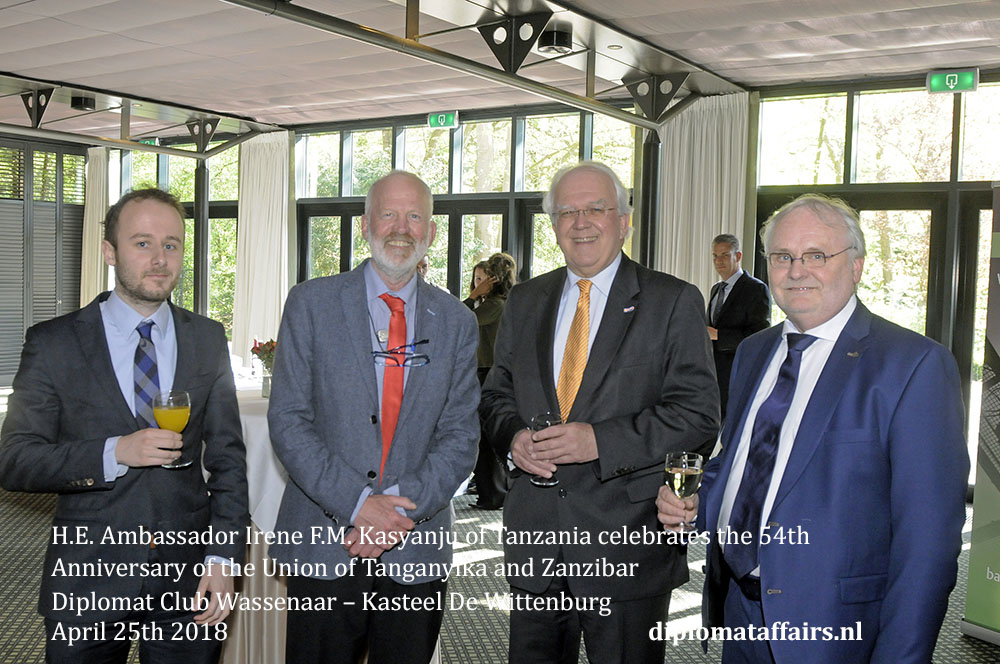 24.jpg Tanzania in touch with the Dutch - Diplomat Club Wassenaar