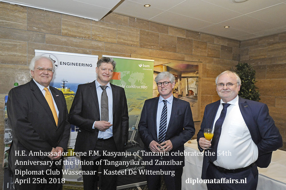 25.jpg Tanzania in touch with the Dutch - Diplomat Club Wassenaar