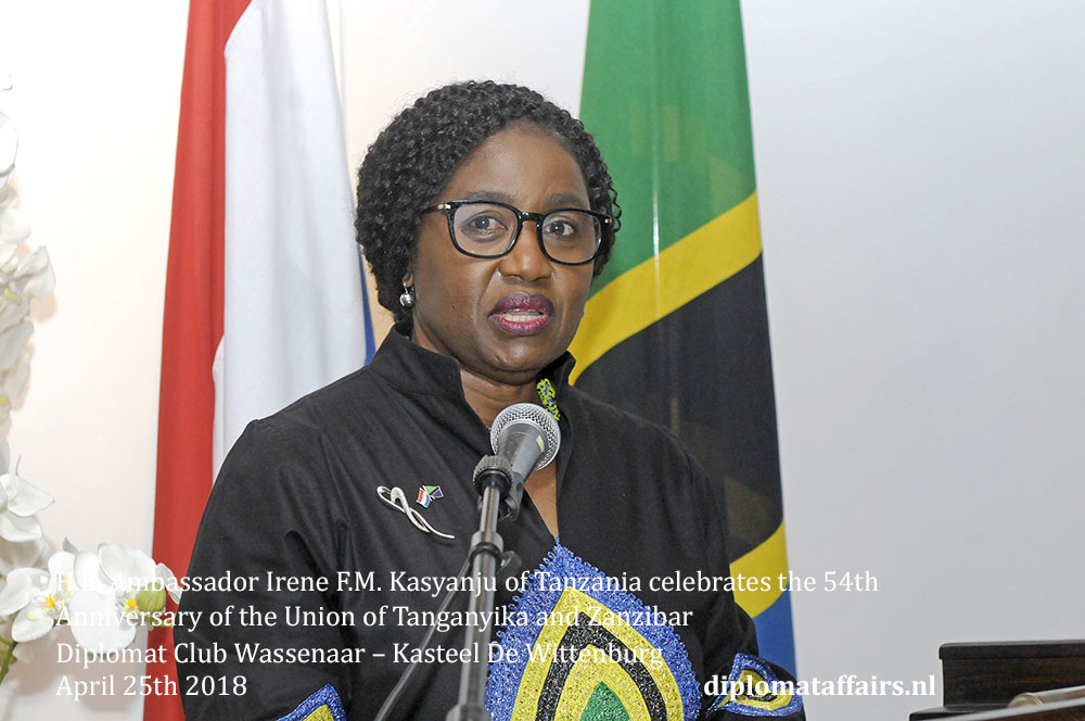 9.jpg Ambassador Irene F.M. Kasyanju of Tanzania Diplomat Club Wassenaar