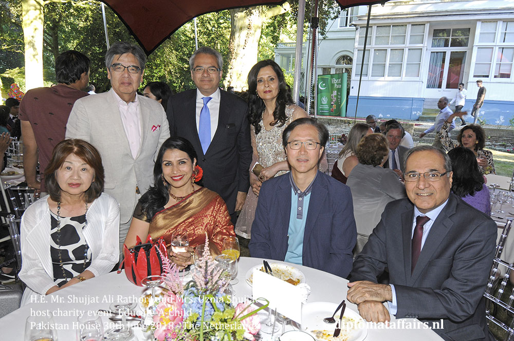 15.jpg Ambassador H.E. Mr. Shujjat Ali Rathore and Mrs. Uzma Shujjat host charity event Pakistan House diplomataffars.nl