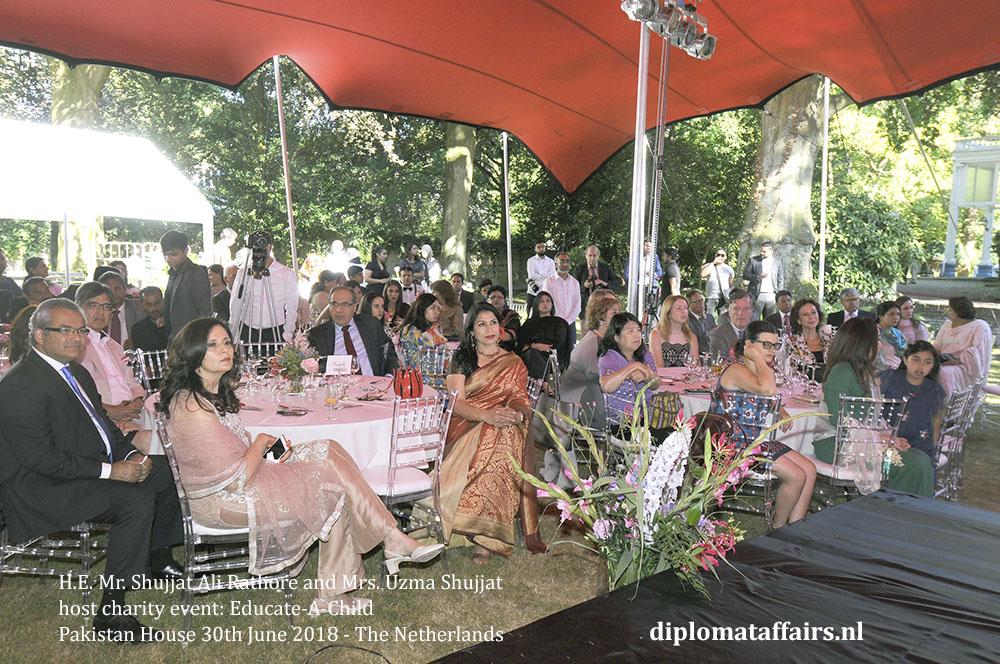 18.jpg H.E. Mr Shujjat Ali Rathore, Mrs. Uzma Shujjat, Dr. Dilruba Nasrin