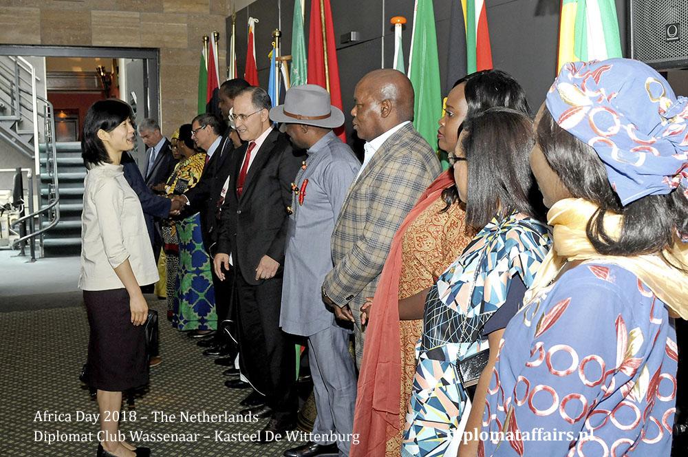 2.jpg African Day 2018 Diplomat Club Wassenaar diplomataffairs.nl