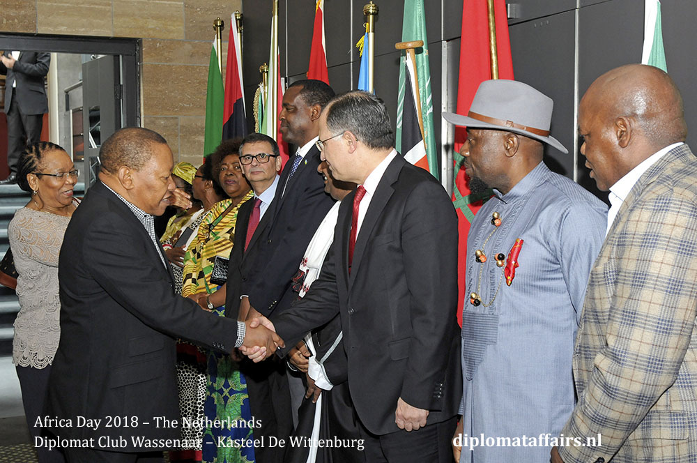 3.jpg African Day 2018 Diplomat Club Wassenaar diplomataffairs.nl