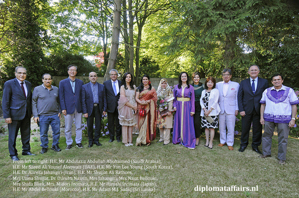 5.jpg Ambassador H.E. Mr. Shujjat Ali Rathore Mrs. Uzma Shujjat host charity event Pakistan House diplomataffairs.nl