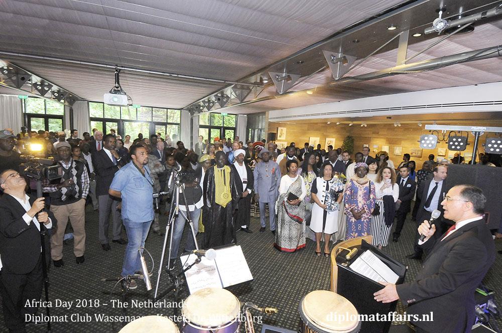 7.jpg African Day 2018 - speech Ambassador Abdel Bellouki Morocco diplomaffairs.nl