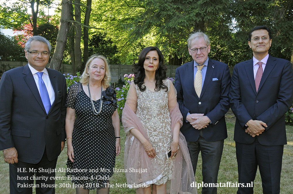 7.jpg Ambassador H.E. Mr. Shujjat Ali Rathore and Mrs. Uzma Shujjat host charity event Pakistan house - Mr. Zia Akhtar Abbas diplomataffairs.nl