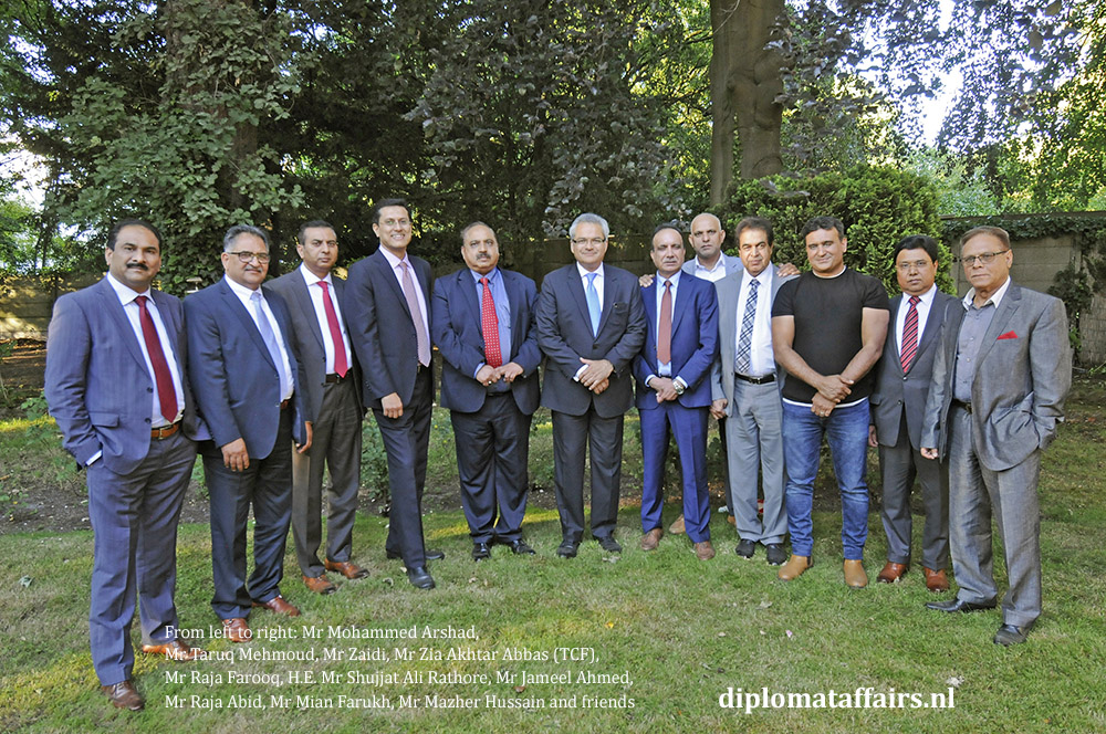 8.jpg Ambassador H.E. Mr. Shujjat Ali Rathore and Mrs. Uzma Shujjat host charity event Pakistan house diplomataffairs.nl