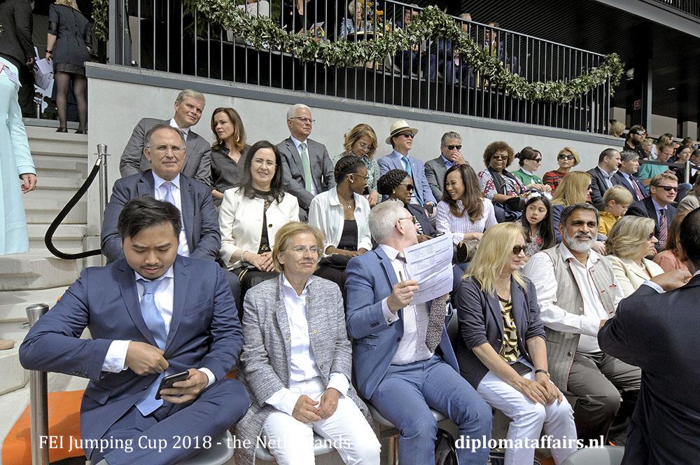 13.jpg CHIO Rotterdam FEI Jumping Cup 2018 Diplomat Club Wassenaar diplomaffairs.nl