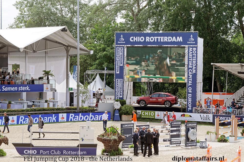 16.jpg CHIO Rotterdam FEI Jumping Cup 2018 Diplomat Club Wassenaar diplomaffairs.nl