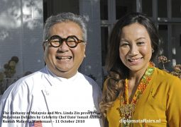 Malaysian Delights by Celebrity Chef Dato' Ismail Ahmad
