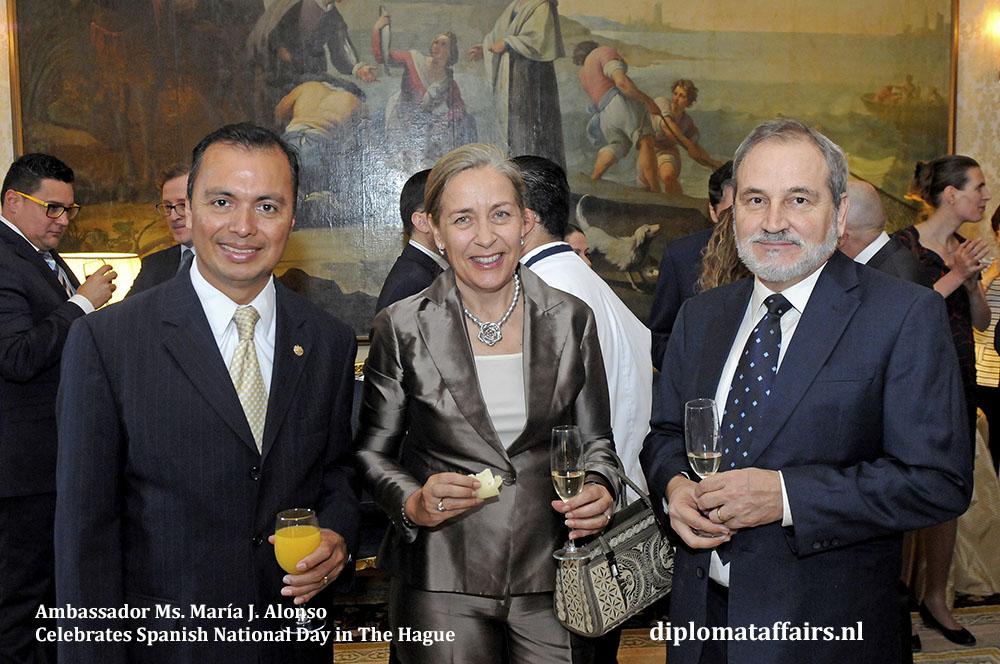 13. H.E. Agustin Vasquez Gomez, Heinz Edmund Walker-Nederkoorn