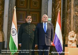 India – The Netherlands: Celebrating ties that go back to the 17th Century
