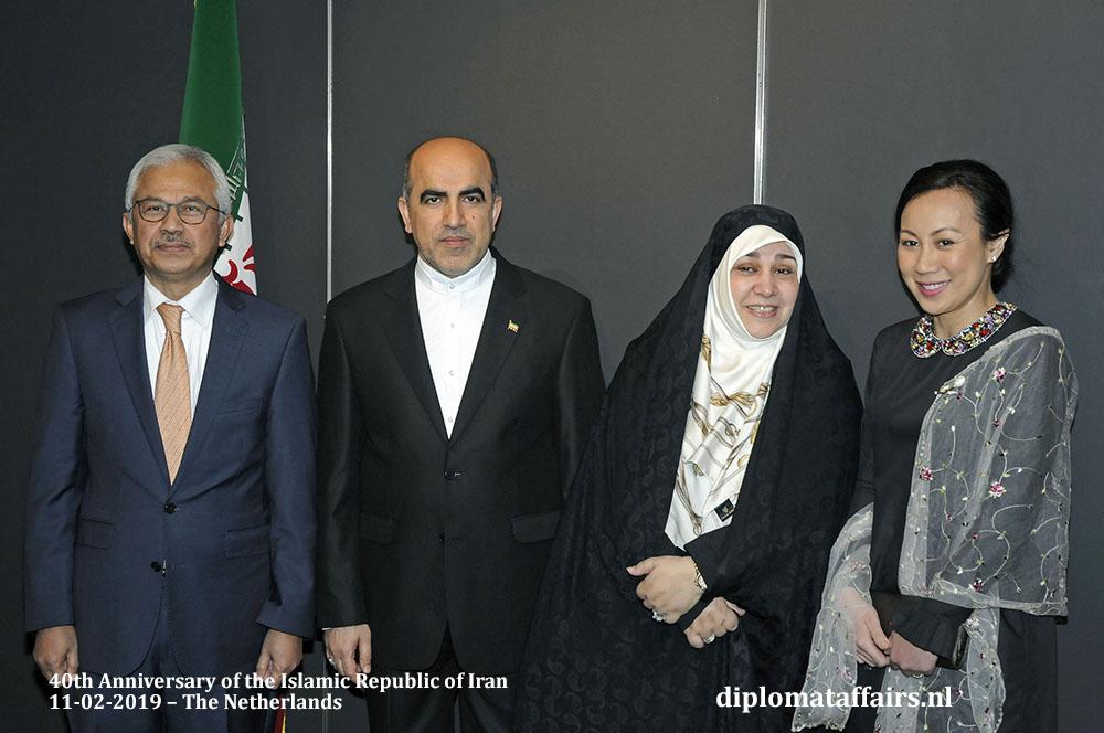 11. H.E. Nasri Bin Yusof (Malaysia) and spouse Mrs. Linda Zin Diplomat Affairs Magazine