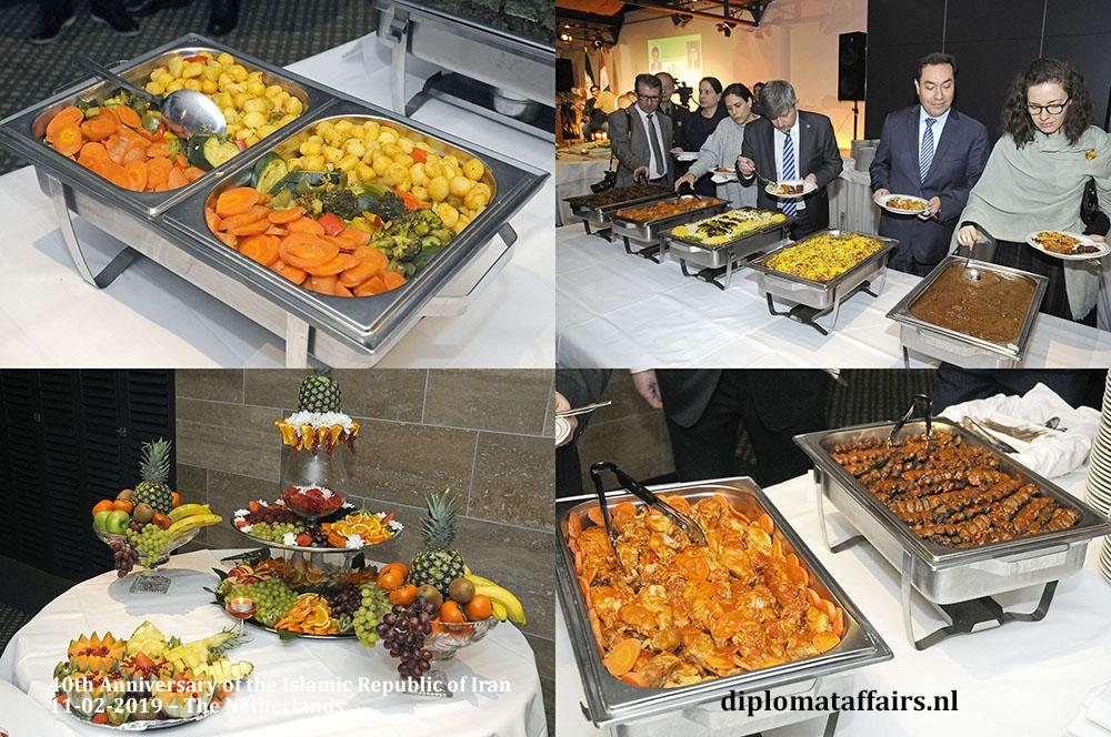 22. H.E. Dr Alireza Jahangiri celebrates the 40th anniversary of the Islamic Republic of Iran