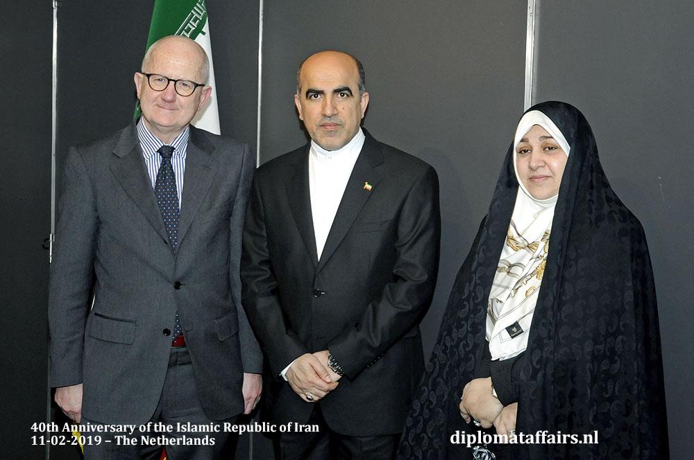 9. Left H.E. Andrea Perugini Ambassador of Italy Diplomat Affairs Magazine