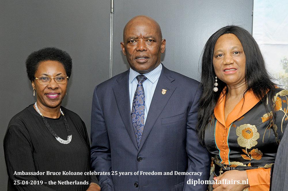 11b. Left H.E. Ms Vestine Nahimana Ambassador of Burundi