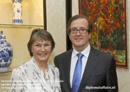 Adieu Ambassador of Argentina, a bid farewell to H.E.  H. Horacio Salvador and Mrs. Jane Berger de Salvador