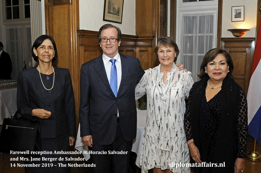 333.jpg a bid farewell to Ambassador H. Horacio Salvador and Mrs. Jane Berger de Salvador Diplomat Affairs Magazine