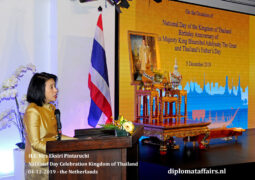 A triple celebration for the Kingdom of Thailand