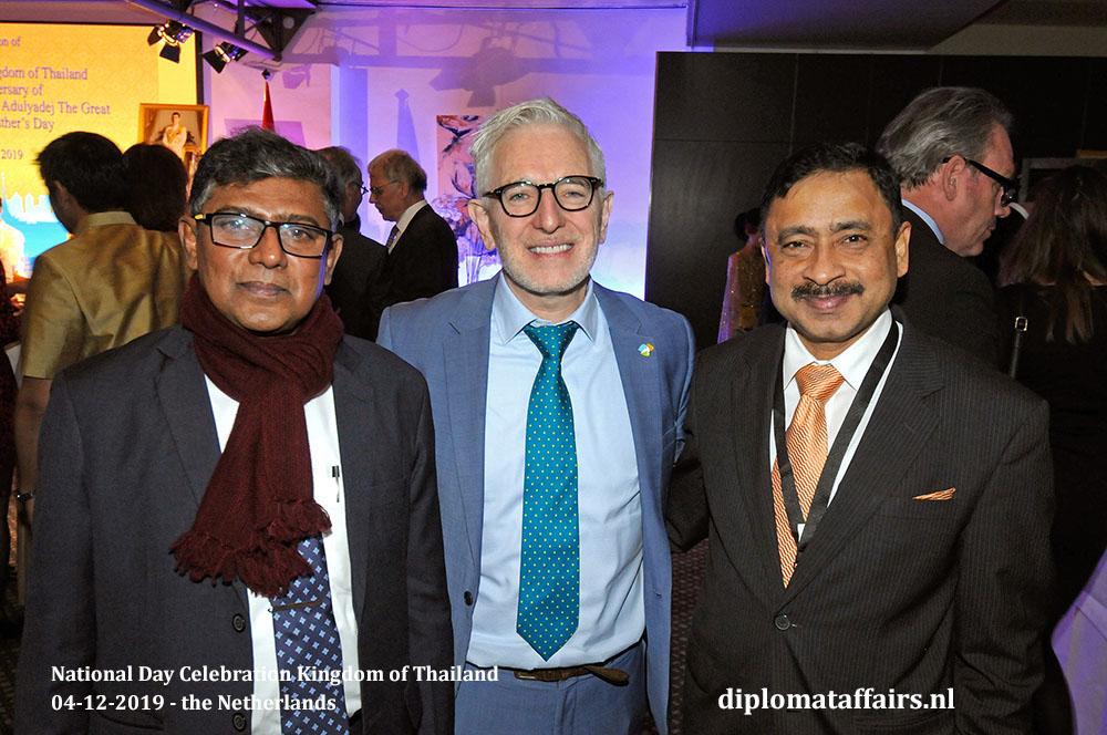 12.jpg Ambassador of Sri Lanka H.E. Mr Amaral S. Nakandala, Ambassador of Ireland H.E. Mr Kevin Kelly, Ambassador of Bangladesh H.E. Sheikh Mohammed Belal
