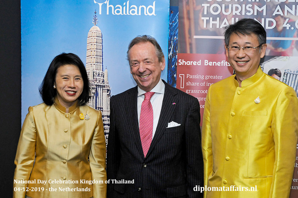 15.jpg H.E. Mrs Eksiri Pintaruch, H.E. Mr  Philippe Couvreur and Mr Thongvut Pintaruchi