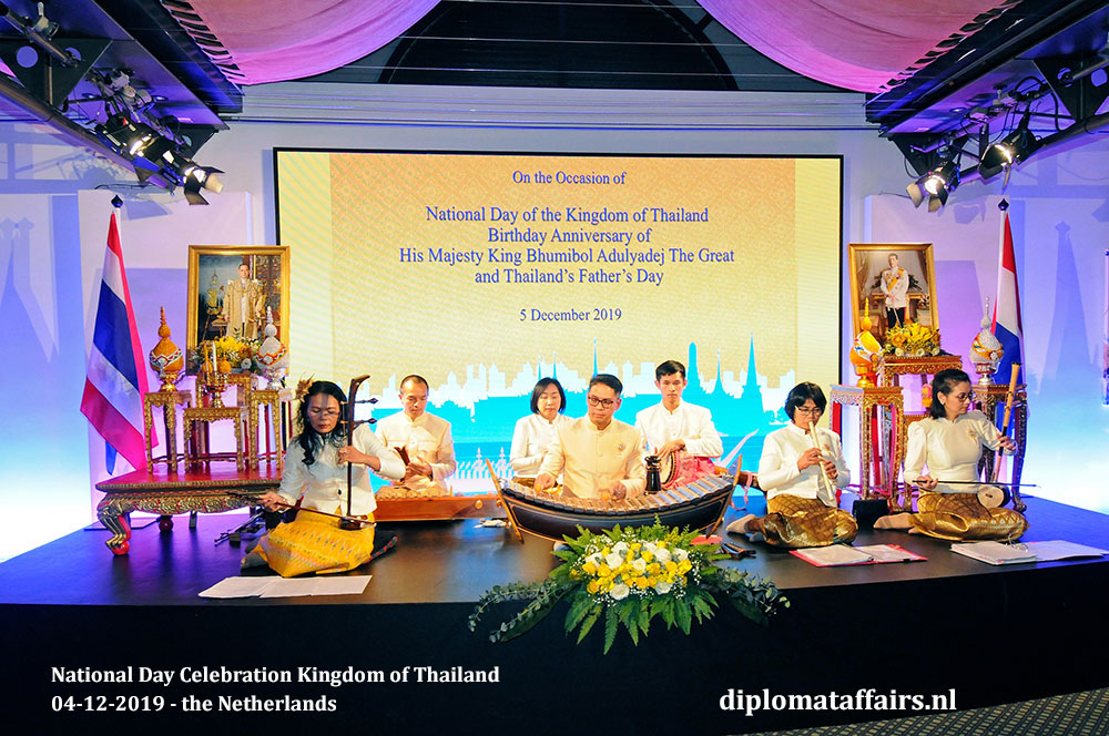 19.jpg National Day Thailand hosted by Ambassador H.E. Mrs. Eksiri Pintaruchi