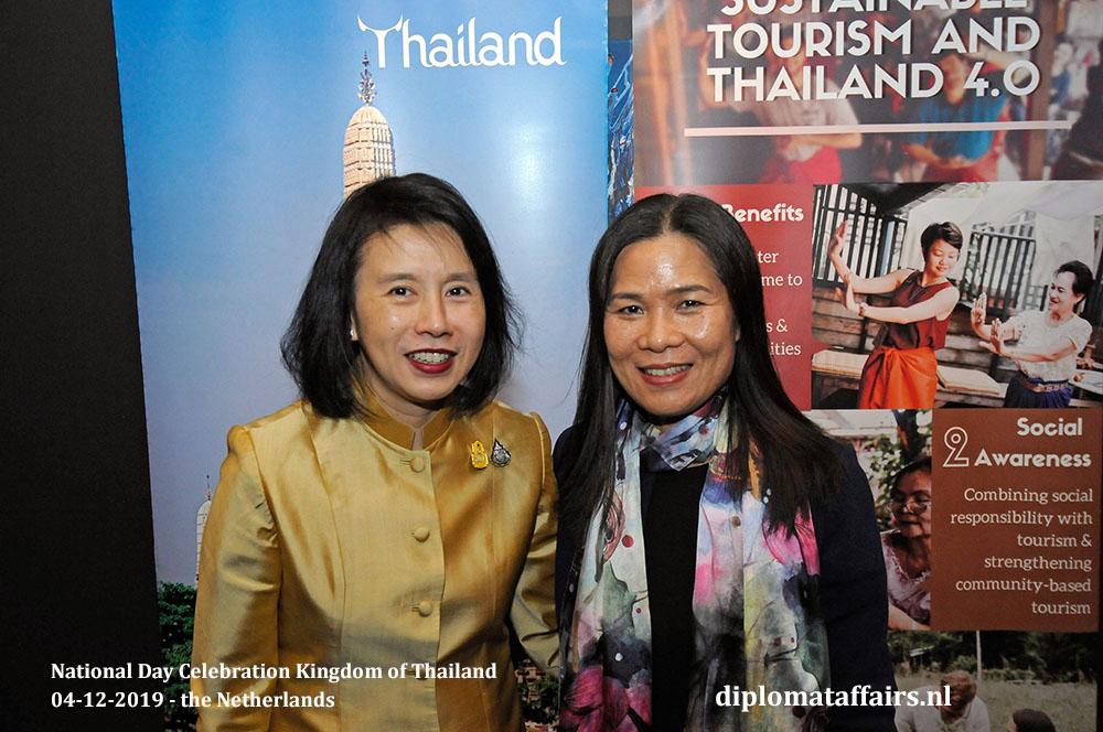 8.jpg Ambassador of Thailand H.E. Mrs Eksiri Pintaruchi and Ambassador of Viet Nam H.E. Ms Ngo Thi Hoa